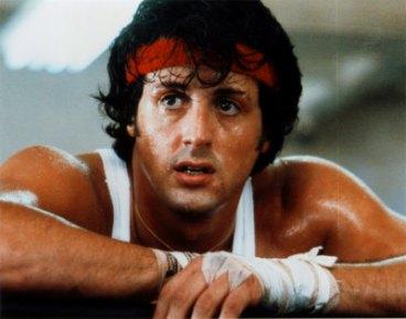 Rocky Balboa Cifras De Flauta